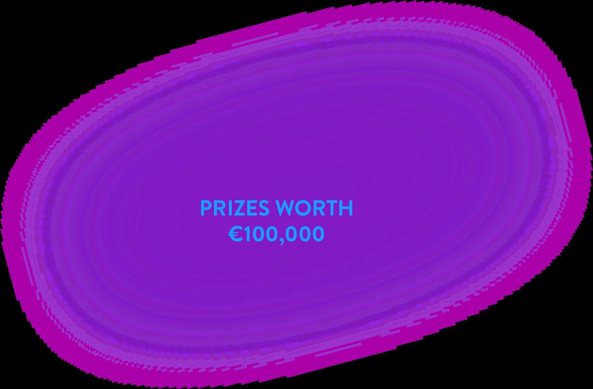 Prices worth 100,000€